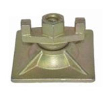 formwork slope plate nut Anchor nut scaffolding parts