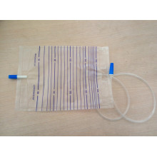 2000ml Medical Disposable Urine Bag With Outlet