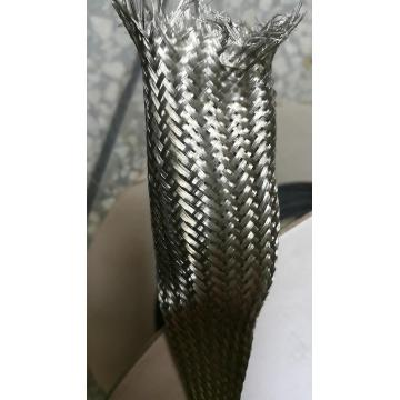 Metallic SS Braided Sleeving