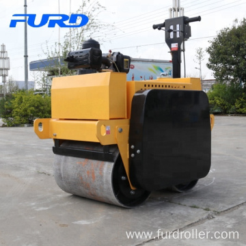 Diesel Power Double Drum Roller Soil Compactor (FYL-S600C)