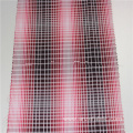 Fashion design silk crepe cotton fabric