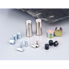 Cylinder Sintered NdFeB Magnets