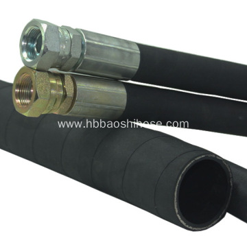 Rubber Pipe Assembly for Coal Hydraulic Support