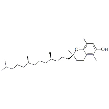 2H-1-Benzopyran-6-ol, 3,4-dihydro-2,5,8-trimethyl-2 - [(4R, 8R) -4,8,12-trimethyltridecyl] -, (57276280,2R) CAS 16698 -35-4