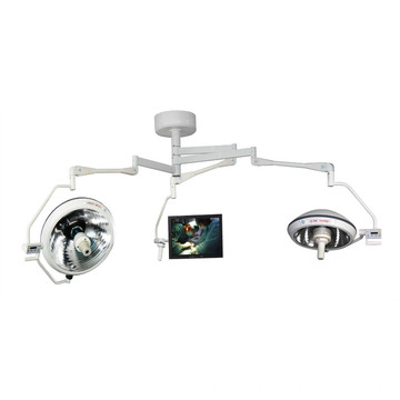 Camera halogen type surgery lamp