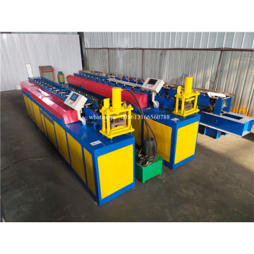 Rolling Shutter Door Slats Roll Forming Machine