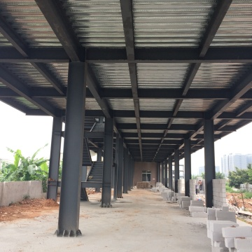 Steel Structure Workshop Factory Structural Steelwork