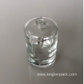 50ml radius top column glass bottle