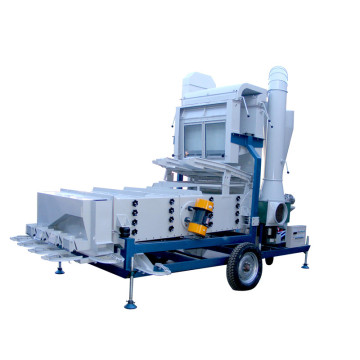 Paddy seed processing machine fine cleaning