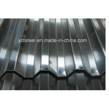 Aluminium Zinc Coated Corrugated Steel Sheet