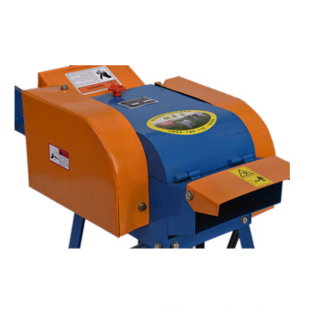 Dairy Farm Rice Straw Electronic Chaff Cutter