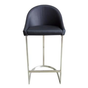 stainless steel high bar chair for bar use