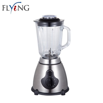 Kitchen Blender With Glass Jar Features