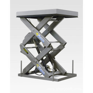 High reach Lift table