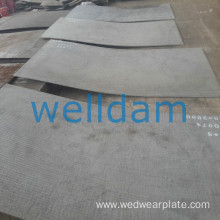 fan blades surfacing Wear Resistant Carbon Steel Plates