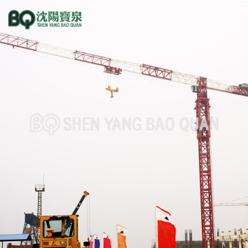 BQ GHP7527-18 Topless Tower Crane