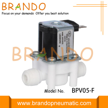 Quick Fitting RO System Electric Plastic Solenoid Valve