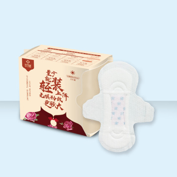 Mini Thin Sanitary Napkins Made Out