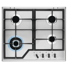 Cooktop Gas Electrolux Steel 4 Burner