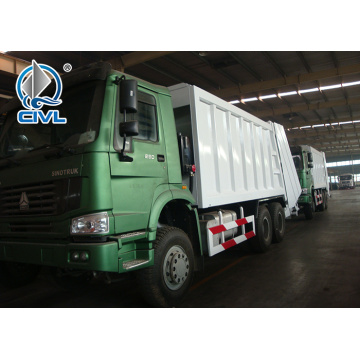 Sinotruk  Compressed garbage truck