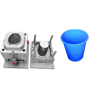 Plastic painting pail and bucket injection moulds