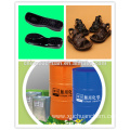 Polyurethane foam resin for slipper and sandal