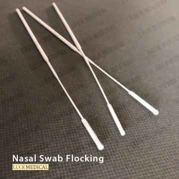 Viral Transport Nasal Swab Virus Sampling Swab