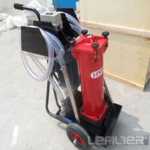 FCM 60 Hydraulic and Lubrication Filtration Cart