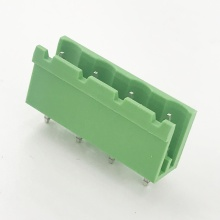 7.62MM pitch Plug-in 180 degree male terminal block