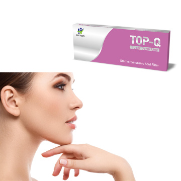 TOP-Q Anti Wrinkle Hyaluronic Acid Injectable Filler Derm Line 1ml
