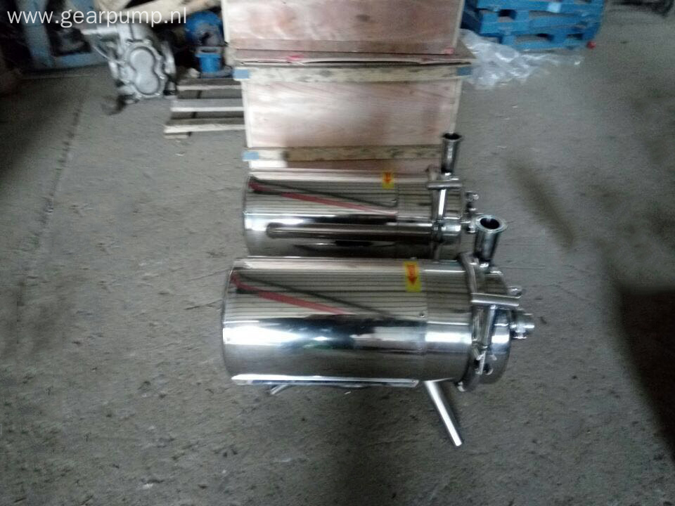 Stainless steel syrup wine self priming centrifugal pump