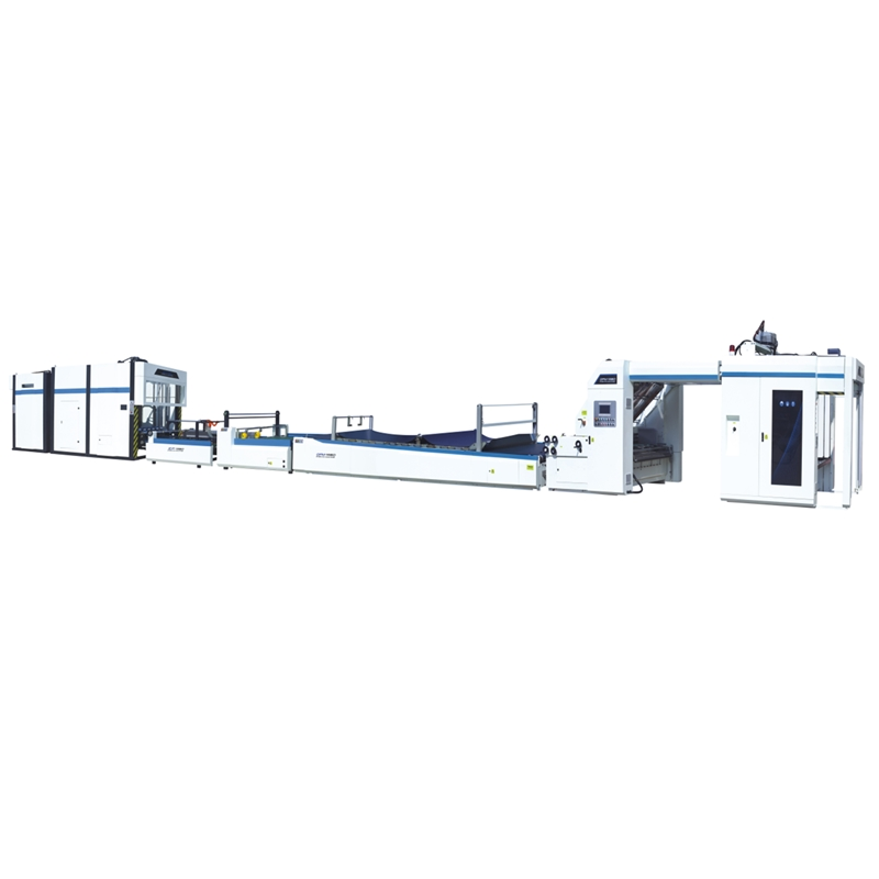 Automatic Flute Laminating Machine