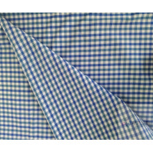 Classic Checked Design Yarn Dyed Cotton Fabric