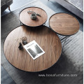 Modern coffee table set