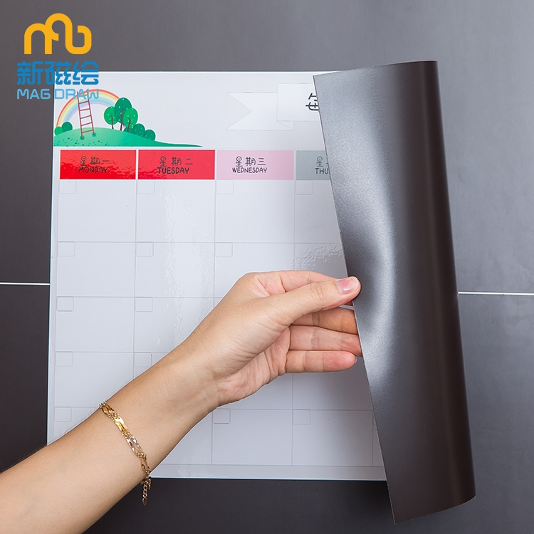 Magnetic Planner