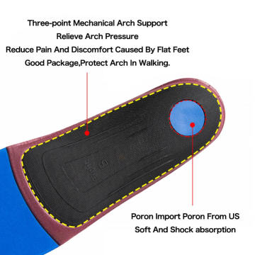 Orthotic Arch Support Shoe Insert Orthopedic Pad Shoes