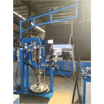 Insulating Glass Processing Sealant Spreading Machine