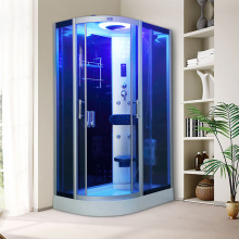 Multifunction steam room portable for health benefits