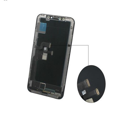 Iphone X Back Cover Housing Assembly