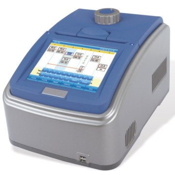 high accuracy gene analysis 384 well thermal cycler