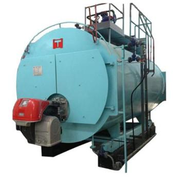 Three Pass Oil Fired Steam Boiler