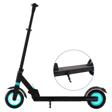 Three Speed Mode Colorful Childs Electric Scooter