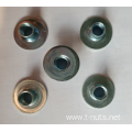 Zinc Plated Without hole Pallet nuts