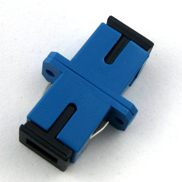 SC single mode simplex adapter