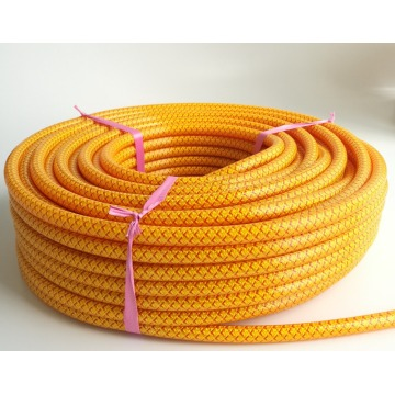 Agricultural chemical fiber braided hose