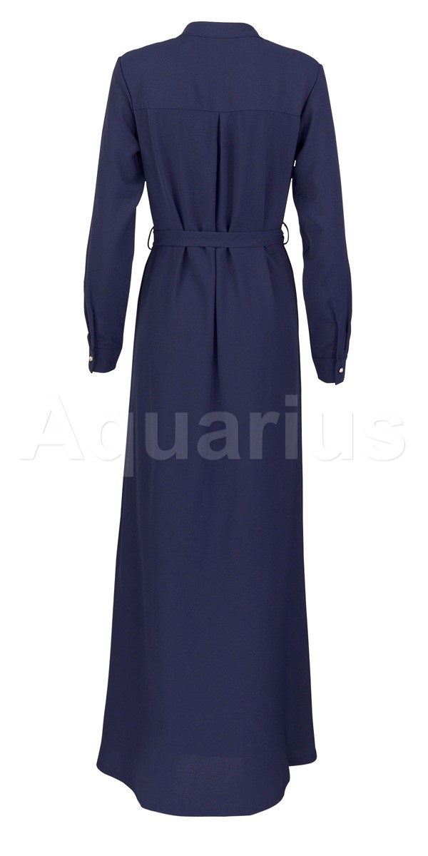 Aqd0094 46 Dark Navy Back