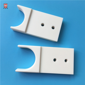 custom precision insudustry Al2O3 alumina ceramic parts