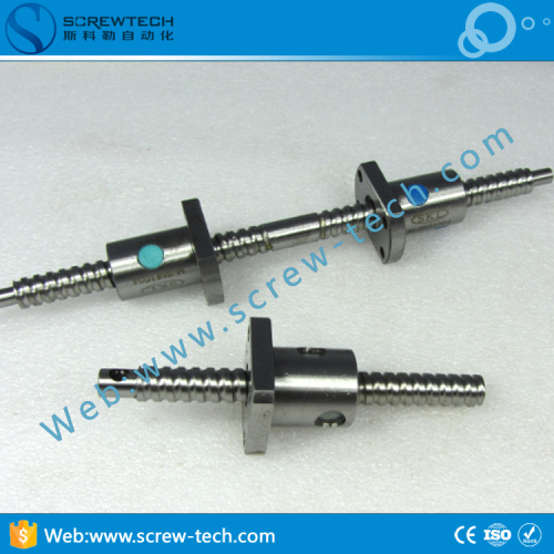 GCR15 Or Stainless Steel Bi-directional Ball Screw