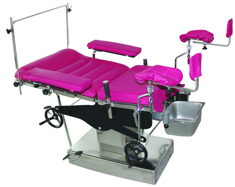 Economical electric bed in obstetrics