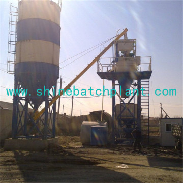 25 Mobile Concrete Batching Station